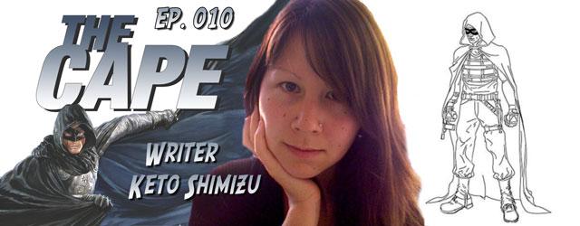 010 – Keto Shimizu (The Cape)