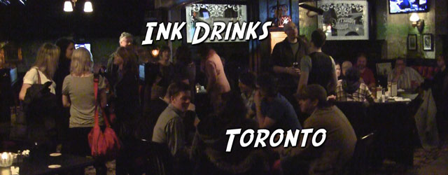 Special – Ink Drinks Toronto (HD)