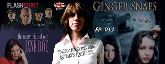 012 – TV/Feature Writer Karen Walton