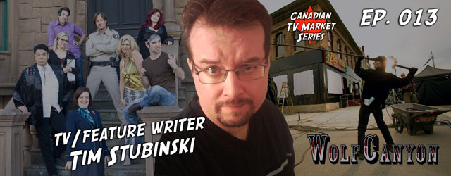 013 – TV/Feature Writer Tim Stubinski