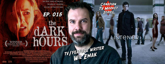 015 – TV/Feature Writer Wil Zmak