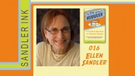 This week we have an absolute treat… a 46-minute interview with Emmy-nominated writer-producer, playwright, director, and author of the TV Writer's Workbook, Ellen Sandler! Click image to play video; more...
