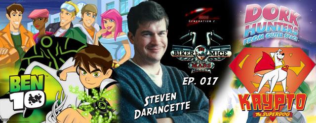 017 – Steven Darancette (Animated TV)