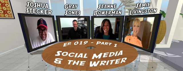 019 – Social Media & The Writer Round Table – Part 1