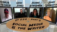 This week features the conclusion of our round table discussion on social networking for the writer, and our three esteemed guests were back in full form: Jeanne Veillette Bowerman and […]