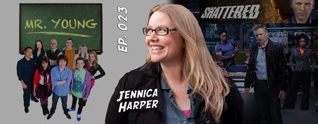 023 – Jennica Harper (Shattered, Mr. Young)