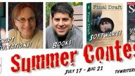 TV WRITER PODCAST SUMMER CONTEST 2011 The contest is now closed… thanks to everyone who entered, and congratulations to all who won! The full list of winners is at the...