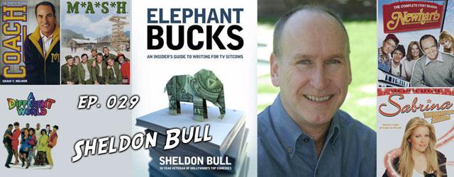"029 – Sheldon Bull (author, ""Elephant Bucks"")"