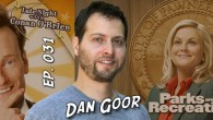 We have another Harvard grad this week comedy writer Dan Goor, currently supervising producer of the hit sitcom Parks and Recreation. Click image to play video; more details are below....