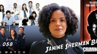 """The best writers in town have everything in their arsenal."" Janine Sherman Barrois is our guest this week, and she knows what she's talking about! Click image to play video;..."