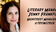 This week Gray talks all about management, with special guest Jenny Frankfurt. Click image to play video; more details are below. Jenny Frankfurt is a film and television literary manager/producer...