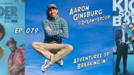 Think there's only one way to break in? You won't after watching this interview with Aaron Ginsburg! He could win a prize for the most outrageous way of breaking in. […]