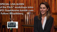 "Informative introduction to Lisa Alden's ""Power of the Pitch"" workshops – learn how to pitch your original TV pilot from somebody who has sold every one in the room! Even […]"